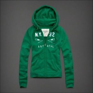 NWT Abercrombie & Fitch A&F Classic logo hoodies